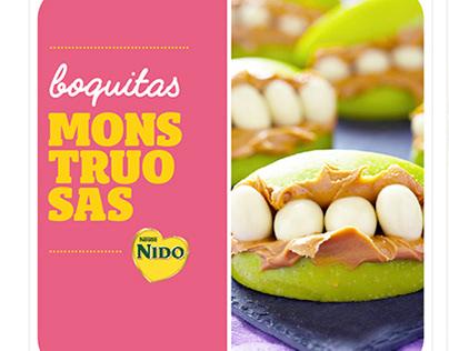Nestle - NIDO Centroamérica - Social Media 2015