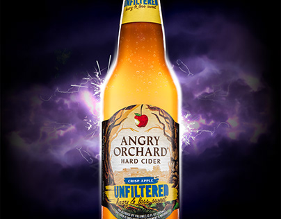 Angry Orchard Unfiltered