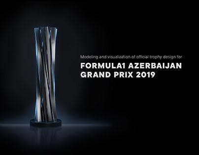 Formula1 Azerbaijan Grand Prix 2019