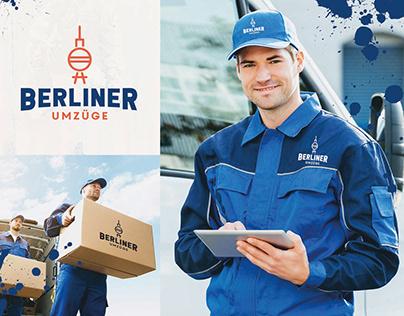Berliner Ümzuge Re-Branding