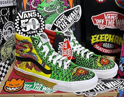 Vans Dragon