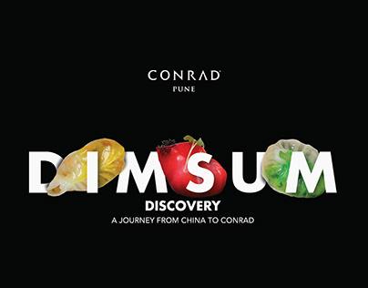 DIMSUM DISCOVERY - CONRAD PUNE