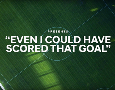 Hyundai Italy - Even I could have scored that goal