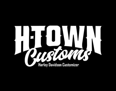 H-Town Customs Branding