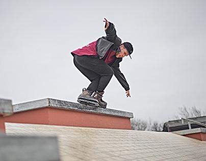 Joe Harvey Corby Skate Session