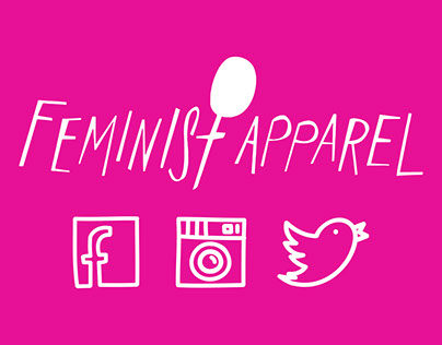 Feminist Apparel Social Media Creative