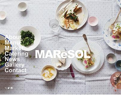 MAReSOL Website Concept