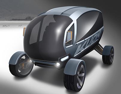 Kuoni Explorer - excursion vehicle
