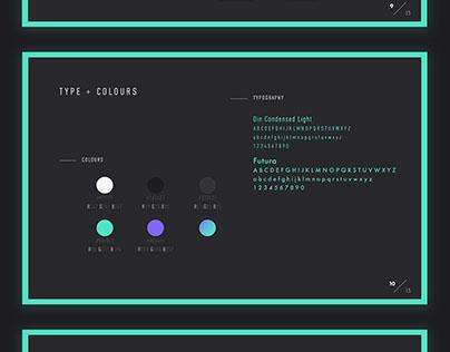 Music Visualizer - Capstone Project Deck