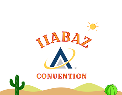 IIABAZ Convention Snapchat Filter