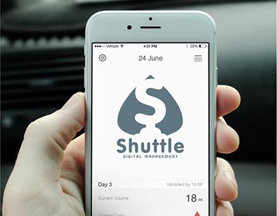 Логотип Shuttle