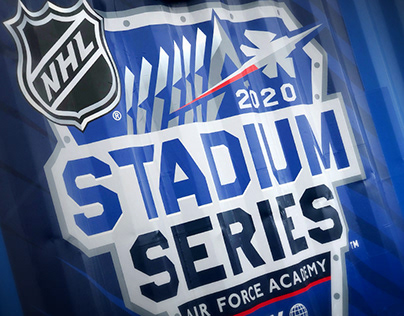 2020 NHL Stadium Series Event Brand