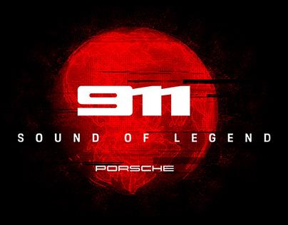 Porsche 911 - Sound of Legend