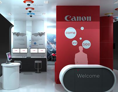Canon IFSEC 2015