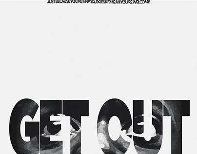 Get Out Alternate Poster