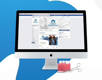 Brand identity - Polidori Dental House