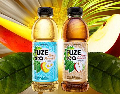 Fuze Tea - Herbales. Global