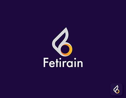 Modern F Logo, Letter F
