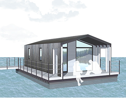 On The Water House