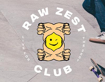 Raw Zest - Upcoming Skate Brand