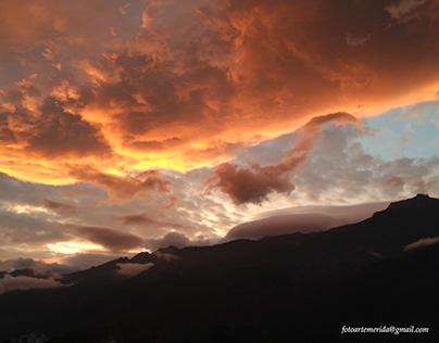 Images of Venezuela: Mérida - Dawn