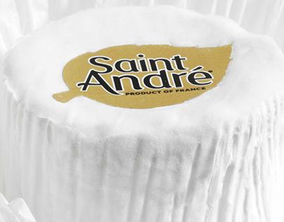 SAINT ANDRE REBRANDING