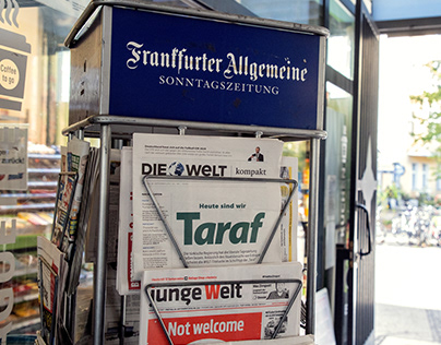 Fonts For Freedom – Reporter ohne Grenzen