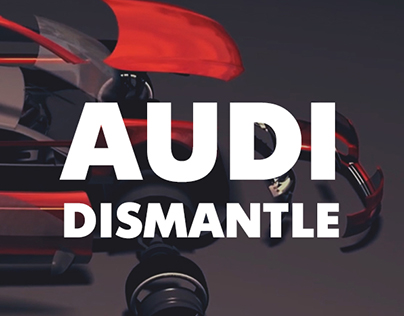 Audi Dismantle {Motion graphics)