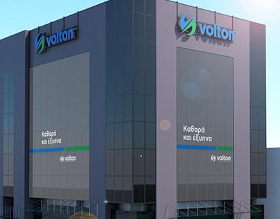 Energy Company | Signage Design
