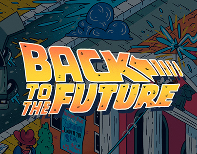 Back to the Future - SkyTV