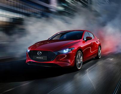 Mazda3 2019 launch