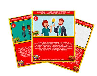 CARDS ILUSTRADOS