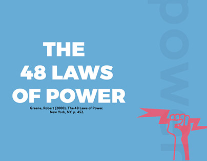 Laws the power 40 of The 48
