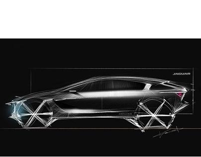 Jaguar Luxury SUV