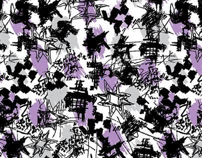 Textile Repeat Patterns / Prints