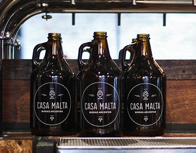 Casa Malta | Branding