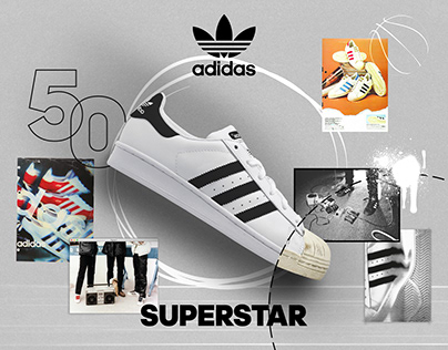 ADIDAS SUPERSTAR 50 YEARS