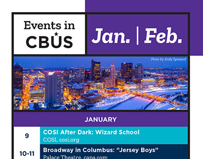 Events in CBUS Rack Cards