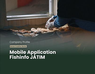 Mobile Application FISHINFO JATIM