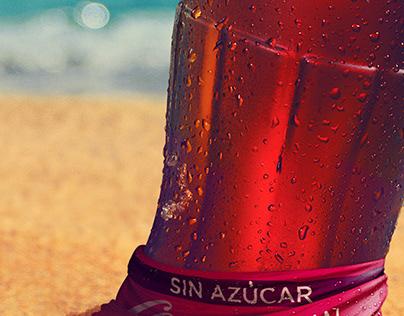 Coca-Cola // Desnuda