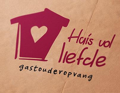 Logo presentation: Huis vol liefde gastouderopvang