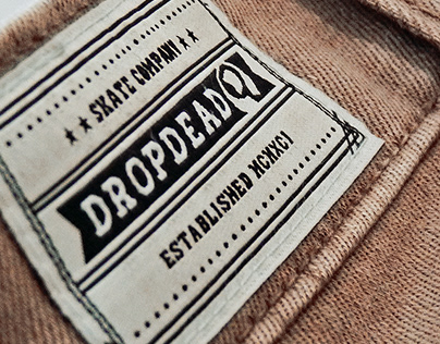 Drop Dead • Label Packing winter16