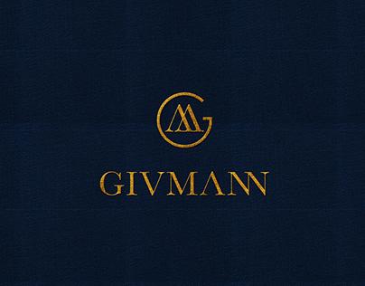 Branding for GIVMANN, Custom Suit for Man.