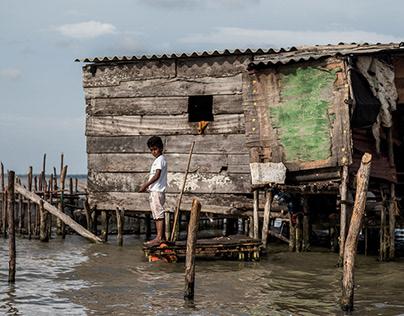 Cotidianidad de Nueva Venecia