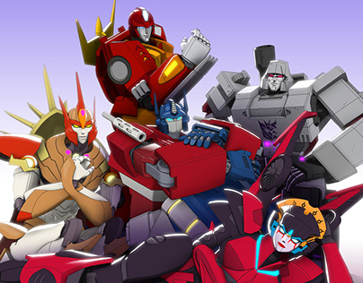 Transformers: Titans Return (2017)