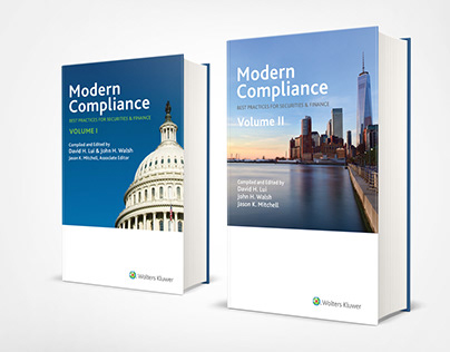 Modern Compliance book designs