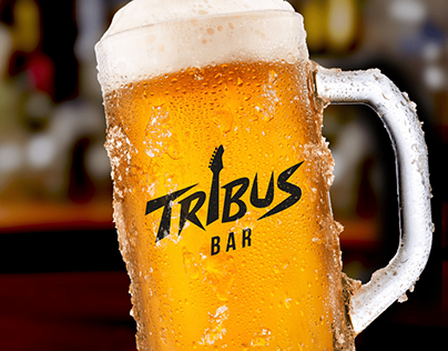 Tribus Bar - Identidade Visual