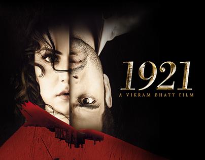 1921 Movie Campaign (2018)