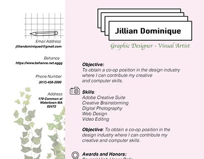 My Design Resume