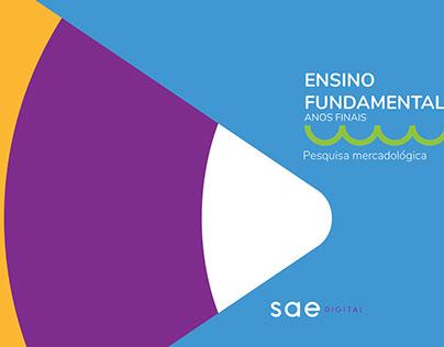 Pesquisa mercadológica - EF - Anos Finais - SAE Digital